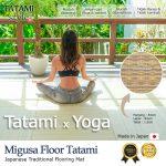 Migusa Floor Tatami di Indonesia/tikar traditional jepang