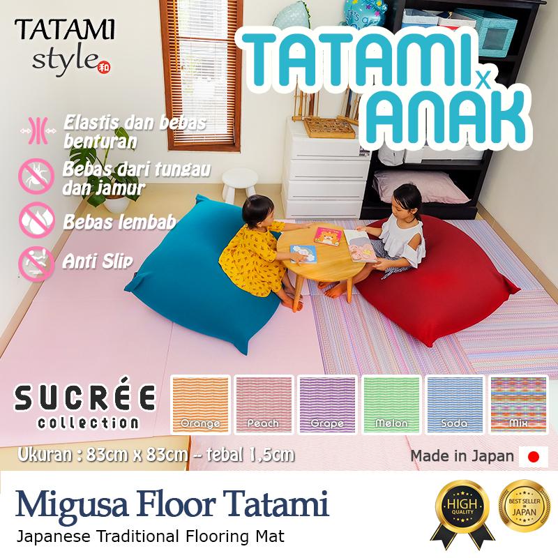Migusa Floor Tatami di Indonesia/High Quality Carpet Jepang